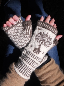 Topiary Mitts