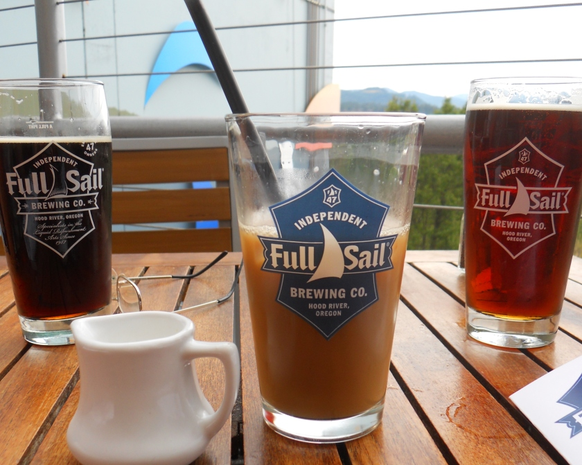 Full Sail Brewing Co., Hood River, OR - Mine's Coffee