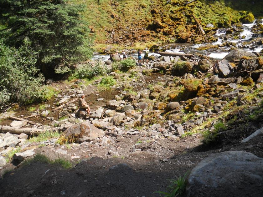 Tamanawas Falls, Mt. Hood Wilderness, Oregon