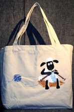 Little sheep bag
