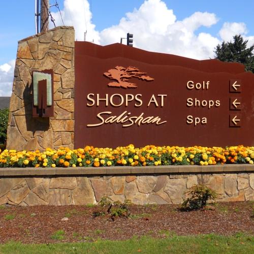 shops sign