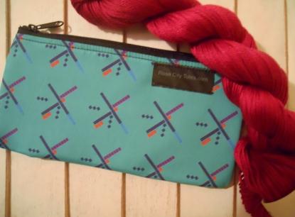 PDX Carpet notions bag and Pima Cotton Fine