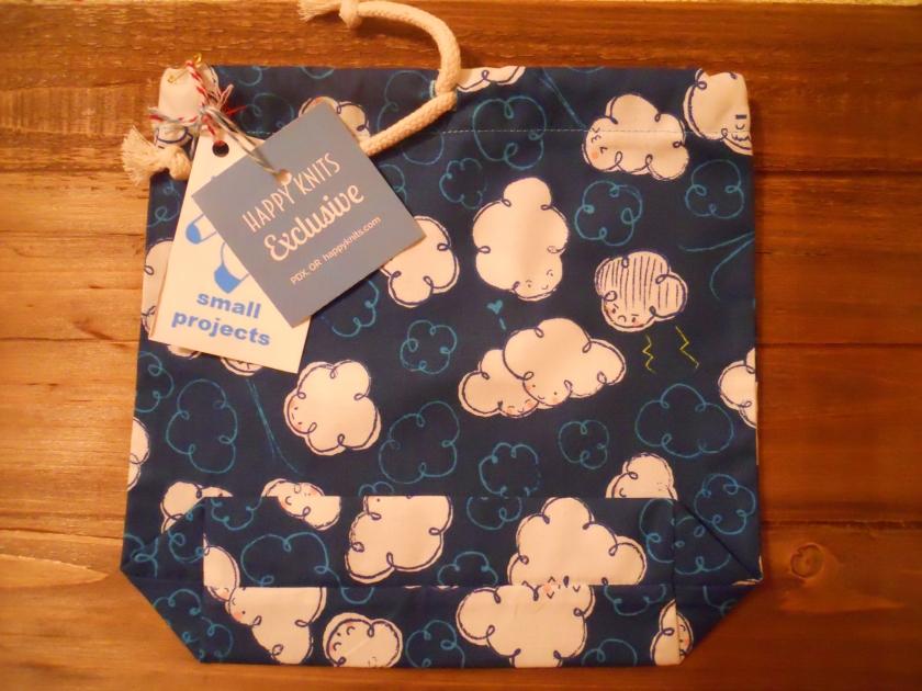 Happy Knits Bag