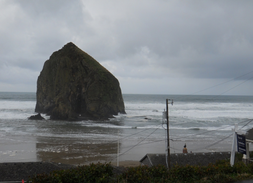 Haystack Rock Cannon Beach