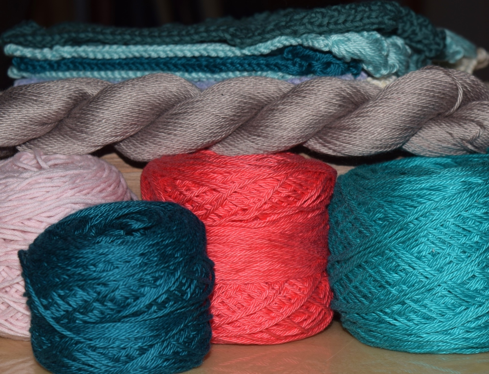 The Folk Tales Spa Cloth Collection – knit equals joy