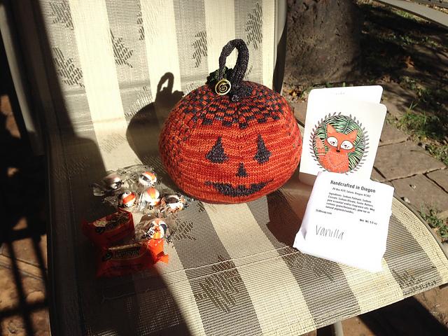 My pumpkin pic by Wanda